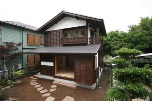 現代版・日本家屋