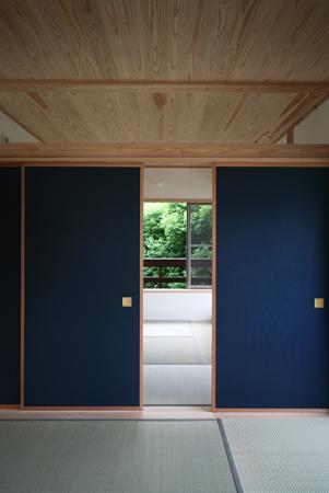 戸塚の日本家屋