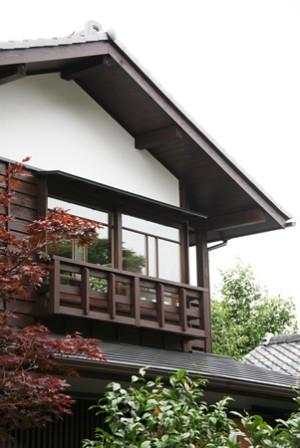 戸塚の現代版日本家屋