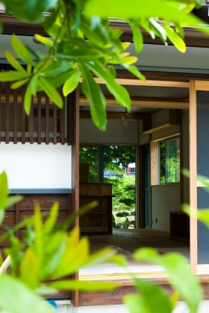 現代版・戸塚の日本家屋