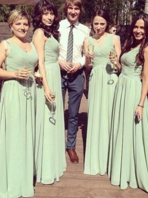 Long Bridesmaid Dresses, Floor Length Bridesmaid Gowns Online – Bonnyin.co.za