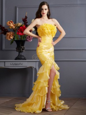 Mermaid Ball Dresses NZ, Cheap Trumpet Prom Gowns Online – Bonnyin.co.nz