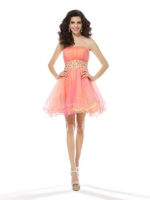 Short Ball Dresses NZ, Cheap Knee Length Prom Gowns Online – Bonnyin.co.nz