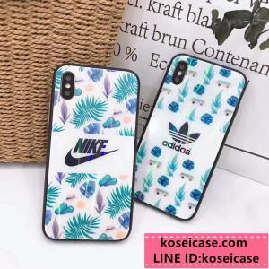 大歓迎 ナイキ アディダス iPhonexs max xr ケース ジャケット nike adidas iPhone10 ケース iPhone8/7 ...