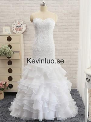 Brudklänningar,Billiga Bröllopsklänning Online Sverige – Kevinluo