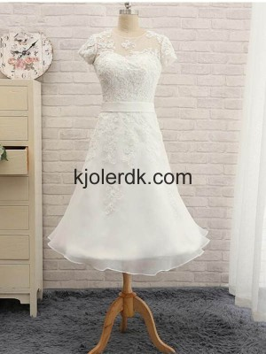 Korte Brudekjoler – Find Billige Korte Brudekjoler her