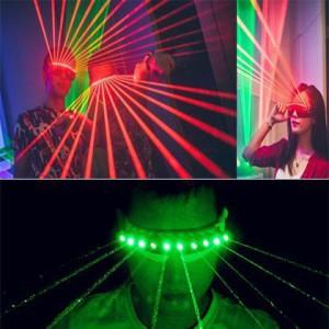 このLED発光レーザーメガネは、ナイトクラブ、ディスコ、カラオケ、バー、宴会、パーティー、舞台、舞 ...