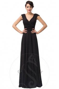 Robe noire pas cher pour mariage moins €100 soldes