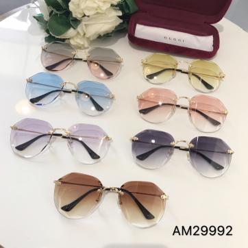 レディース向け サングラス ブランド GUCCI レディースサングラス UV400 紫外線 カット 小顔効果 軽量  ...