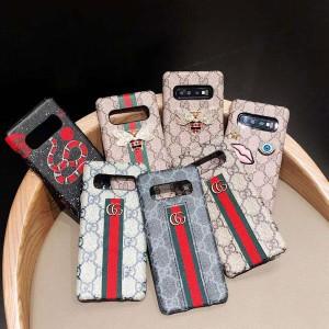 グッチ galaxy s10/s10/s10eケース ブラント iphone xr/xs/xs maxケース GUCCI 男女兼用