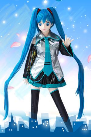 初音ミク人形 https://www.karendoll.com/hatsune-miku-anime-doll-p-117.html