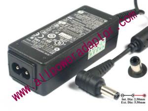 Delta Electronics ADP-40PH AD AC Adapter – NEW Original 19V 2.1A, 5.5/2.5mm 12mm, 2-Prong, ...