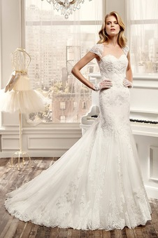 Abito da sposa queen anne economici on line