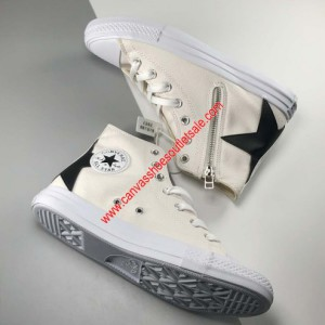 Converse Shoes Chuck Taylor All Star BS Z Canvas High Top White