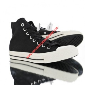 Converse Shoes Chuck Taylor All Star x Margaret Howell Canvas High Top Black