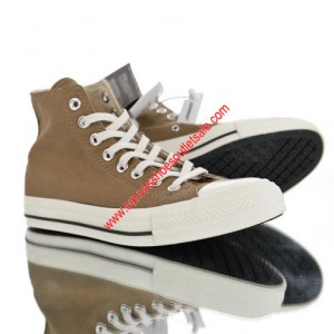 Converse Shoes Chuck Taylor All Star x Margaret Howell Canvas High Top Brown