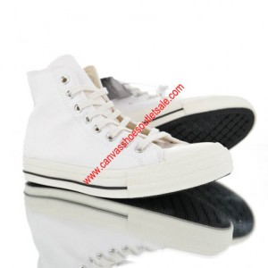 Converse Shoes Chuck Taylor All Star x Margaret Howell Canvas High Top White