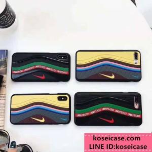 アイフォンX/8 プラス ケース ナイキ nike iphoneXS/10s max ケース カップル向け オシャレ iphone7/7  ...