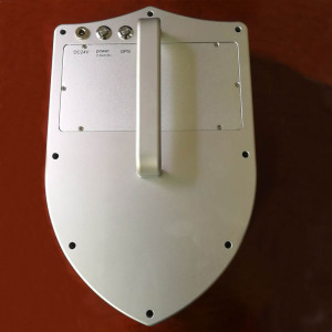 Kraftvoll handheld tragbar schild schild der drohne signal abschirmung störsender