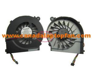 HP Pavilion G6-1C61CA Laptop CPU Fan 4-wire [HP Pavilion G6-1C61CA Fan] – CAD$26.15 :
