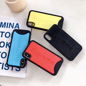 Supreme ×Aape コラボ iphone xs maxケース ジャケット型 メンズ レディスhttp://mobilekaba.com/produ ...