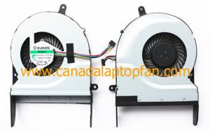 ASUS G58 Series Laptop CPU Fan MF75090V1-C330-S9A [ASUS G58 Series Laptop Fan] – CAD$50.99 :