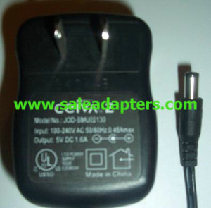 http://saleadapters.com/ceiva2-jodsmu02130-ac-adapter-5vdc-16a-power-supply-p-5225.html CEIVA2 J ...