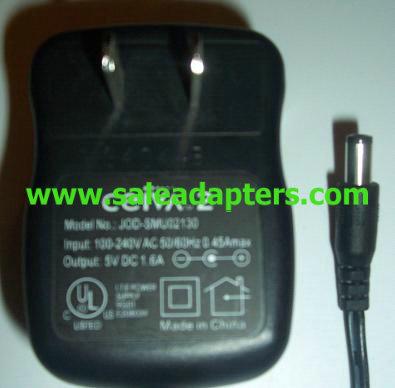 http://saleadapters.com/ceiva2-jodsmu02130-ac-adapter-5vdc-16a-power-supply-p-5225.html CEIVA2 J ...