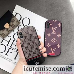贅沢 ブランド ルイヴィトン LV gucci iphone xs max/xs/xr ケース カプール アイフォン x/8/7/6s プラ ...