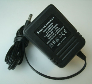 New SINO-AMERICAN A30980BC 9V 0.8A AC POWER SUPPLY ADAPTER http://global-adapters.com/new-sinoam ...
