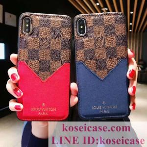 ブランド ルイヴィトン iphoneXr/Xs ケース Louis Vuitton iphoneXs/10s max ケース カード収納 iphone ...