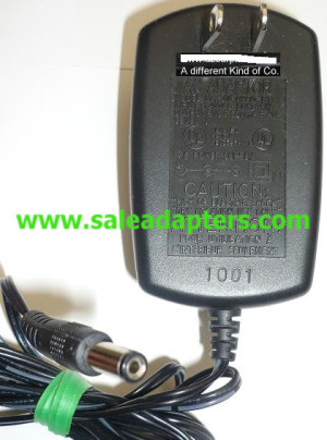 DV-0960-B11 AC ADAPTER 9VDC 500mA 5.4VA NEW -( ) 2×5.5x12mm ROU http://saleadapters.com/dv0 ...