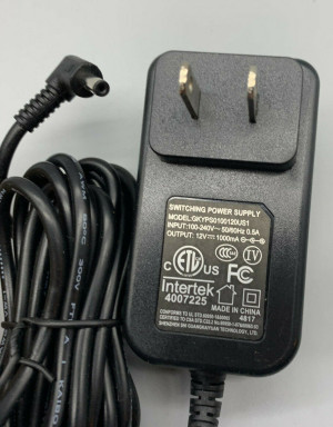 New GKYPS0100120USI Intertek 12V 1000mA Switching Power AC/DC Adapter http://saleadapters.com/ne ...