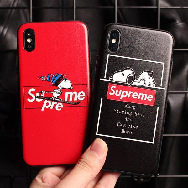 シュプリーム&スヌーピーコラボiphone 11/xsケース かわいい 激安  http://stuybrand.co/goods-brand- ...