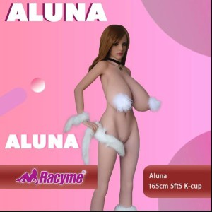 www.racyme.com 165cm 5ft5 K-cup Sex Doll Aluna