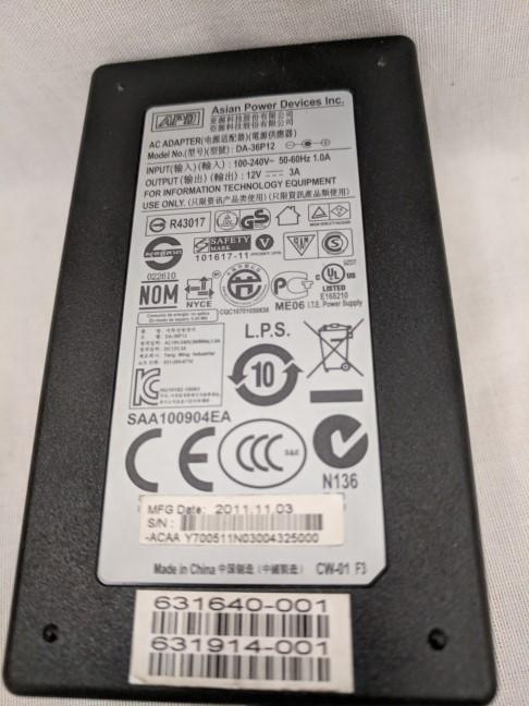 http://saleadapters.com/new-12v-3a-apd-da36p12-power-supply-ac-adapter-p-8023.html New 12V 3A AP ...