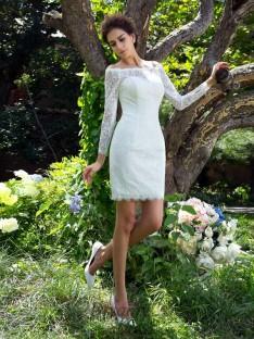 Brautkleider Kurz | Hochzeitskleider Kurz Günstig Kaufen – DreamyDress