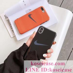 ナイキ iphone11 pro max/Xs/Xr ケース 運動風 nike iphonexs/10s max ケース カップル向け スポツ風 i ...