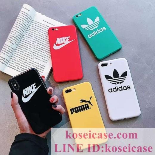 iphone11/11 pro/11 pro max ケース ナイキ NIKE iphoneXS max ケース アディダス iphoneXr/X ケース  ...