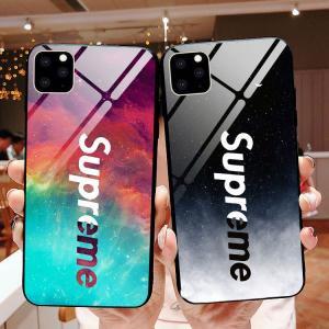 シュプリーム iPhone11/11 Pro/11 Pro Maxケース上質なレザーを採用,Supreme アイフォンxr/xs/xs maxケ ...