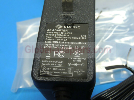 http://global-adapters.com/new-12v-2a-cui-swi2412n-swi2412np5r-supply-ac-adapter-p-4196.html  Ne ...