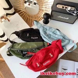 SUPREME 19SS Waist Bag  シュプリーム ウエストバッグ 多機能 Supreme ウェストポーチ ボディバッグ s ...