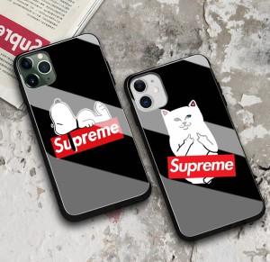 シュプリーム スヌーピー Iphone 11 Pro Max ケース ブランド Iphone 11カバーSupreme アイフォンXr/XS ...
