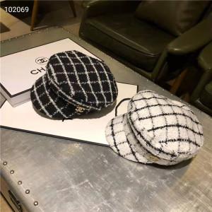 ベレー帽 レディース シャネル レトロスタイル https://komostyle.com/goods-brand-chanel-beret-00306 ...