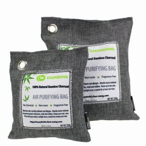Nature fresh air purifying bag has a hard texture, good ventilation, good adsorption of harmful  ...