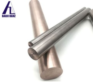 Baoji Hanz Material Technology Co., Ltd. is committed to tungsten rod material for many years. O ...