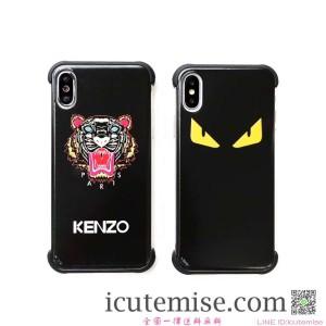 iphone11 pro max ケース フェンデイ FENDI iphone11/11 pro/Xr/Xs/X ケース ケンゾー KENZO iphoneXr  ...