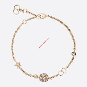Dior La Petite Tribale Bracelet Gold