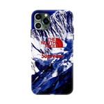 シュプリーム アイフォン11Pro/11ケース 雪山 ノースフェイス iphone11ProMax/XsMaxケース メンズ クー ...