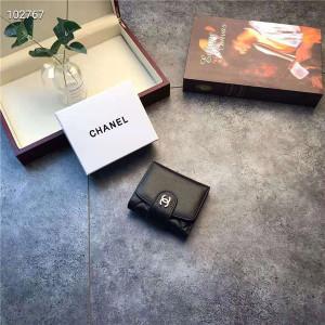 シャネル ミニ財布 CHANEL ウォレット 二つ折り畳み 大切な人へのプレゼントに使えるシャネル ミニ財布 ...